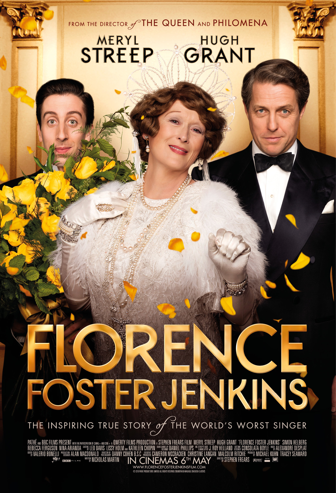 Florence Foster Jenkins (2016) - IMDb