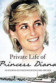 The Private Life of Princess Diana Poster