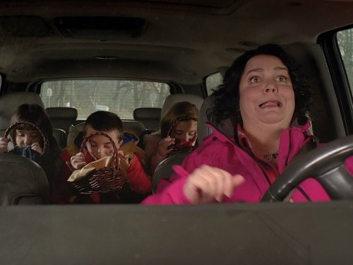 The Middle (Una Familia Modelo) 5×12 – El Carpool