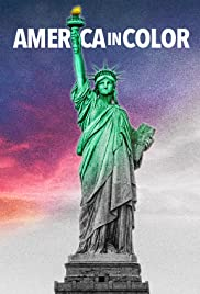 America in Color Poster
