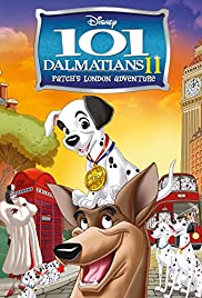 101 Dalmatians 2: Patch's London Adventure Poster