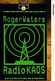 Roger Waters: Radio K.A.O.S. Poster