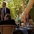 Judd Nelson, Julie Davis, Jack Heller, David Proval, Diane Salinger, and Tanna Frederick in Just 45 Minutes from Broadway (2012)