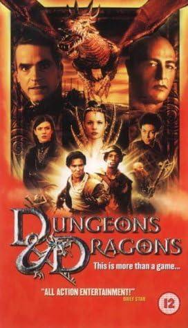 Dungeons & Dragons (2000) Hindi Dubbed