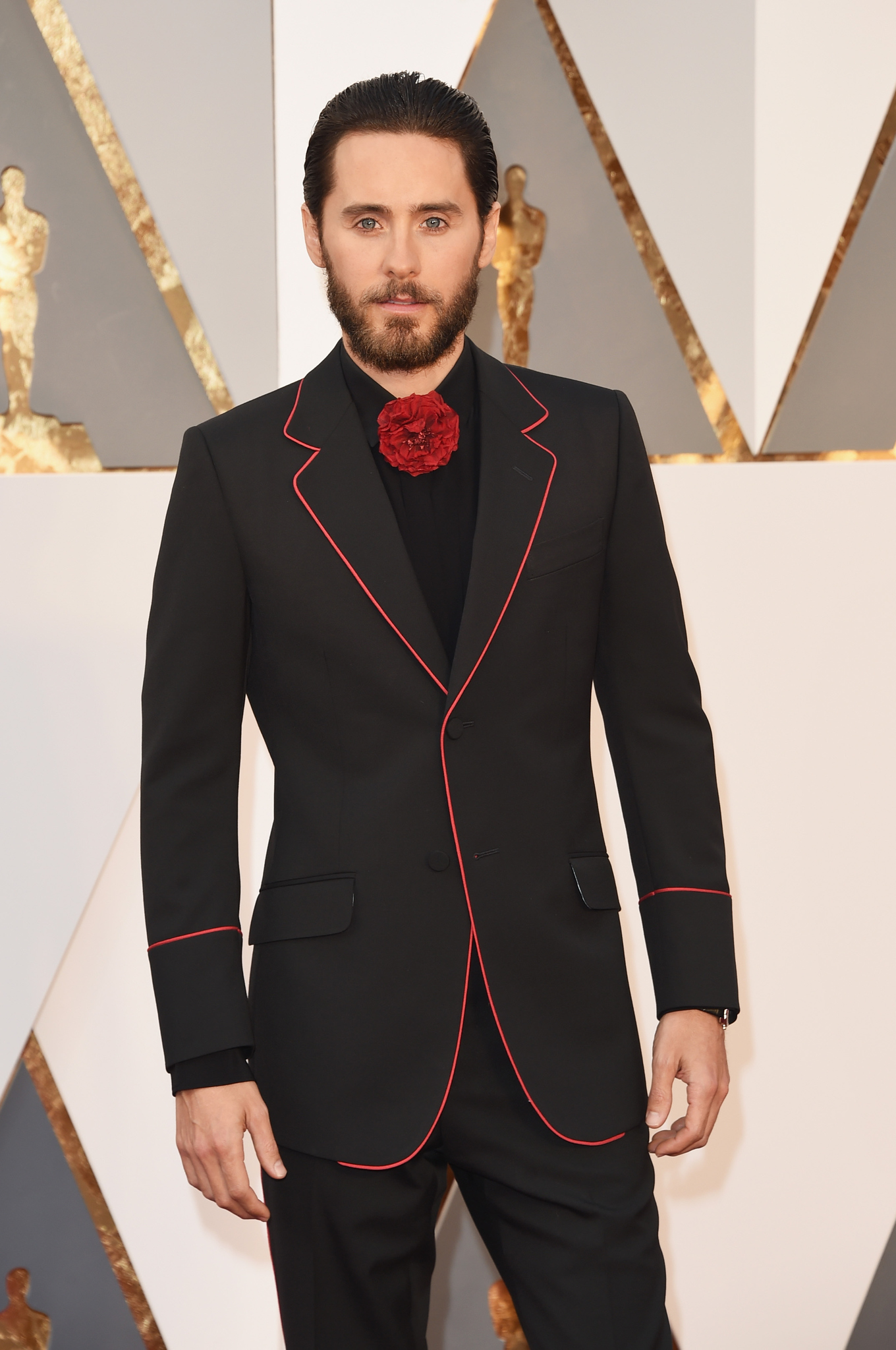 Jared Leto at an event for The Oscars (2016)