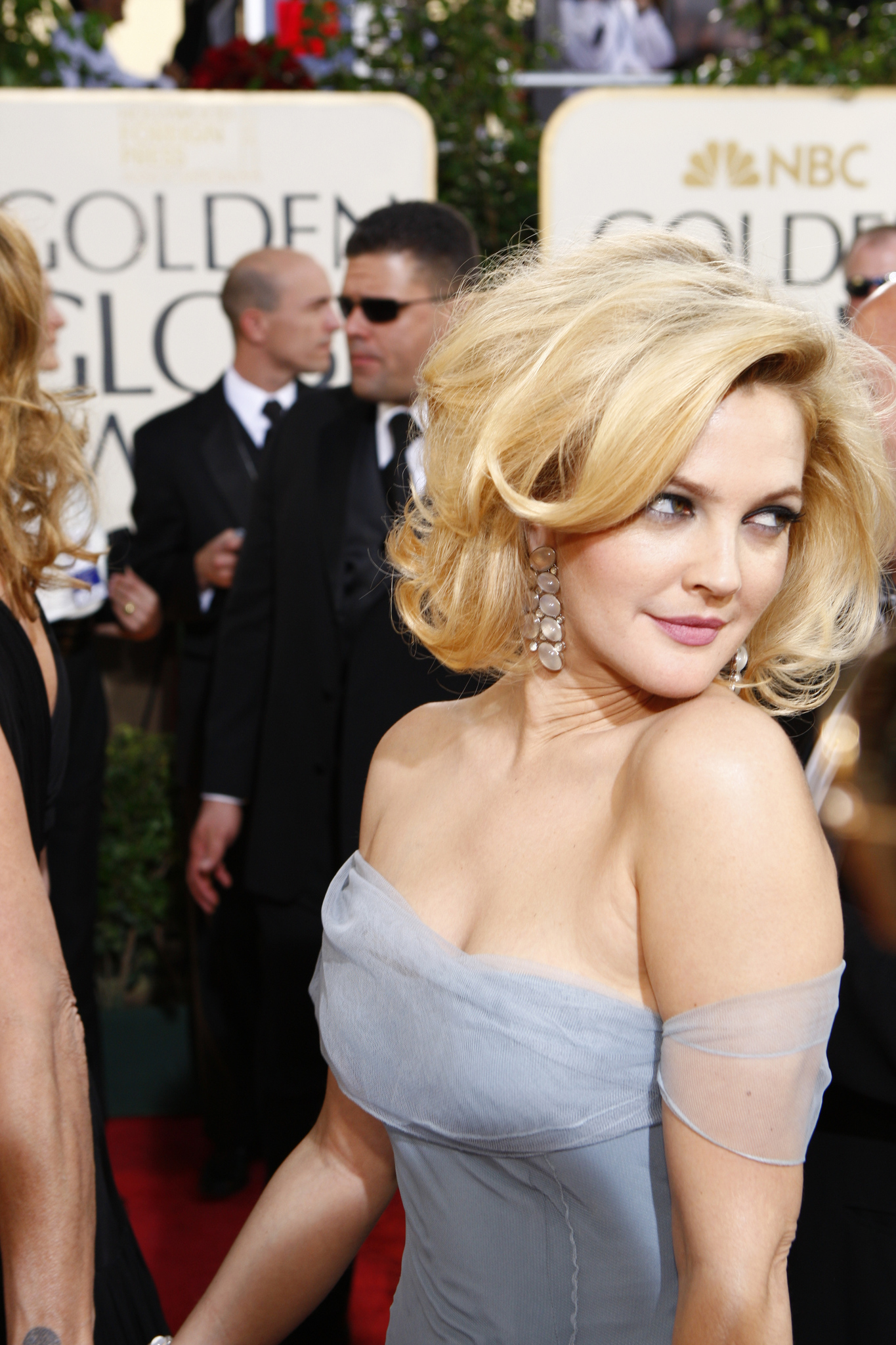 Drew Barrymore at an event for The 66th Annual Golden Globe Awards 2009 (2009)