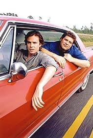 Brad William Henke and Sam Trammell in Going to California (2001)