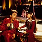Tim Allen and Paige Tamada in The Santa Clause (1994)