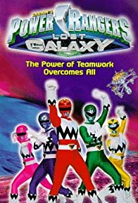 Primary photo for Power Rangers Lost Galaxy