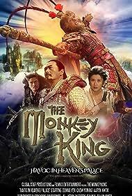 Chow Yun-Fat, Aaron Kwok, and Donnie Yen in Xi you ji: Da nao tian gong (2014)
