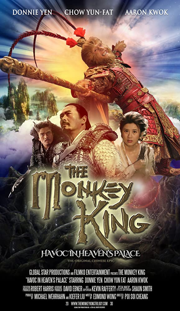 The Monkey King (2014) Tagalog Dubbed