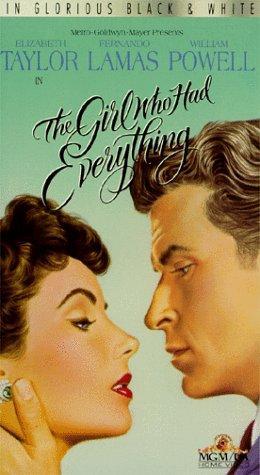 Richard Thorpe The Girl Who Had Everything Movie