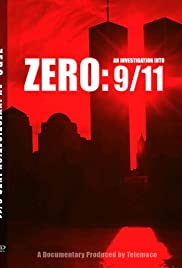 Zero: An Investigation Into 9/11 Poster