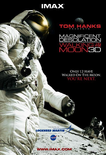 Magnificent Desolation: Walking on the Moon 3D (2005)
