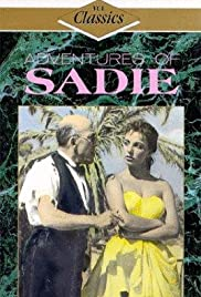 The Adventures of Sadie Poster