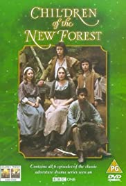 Children of the New Forest Poster