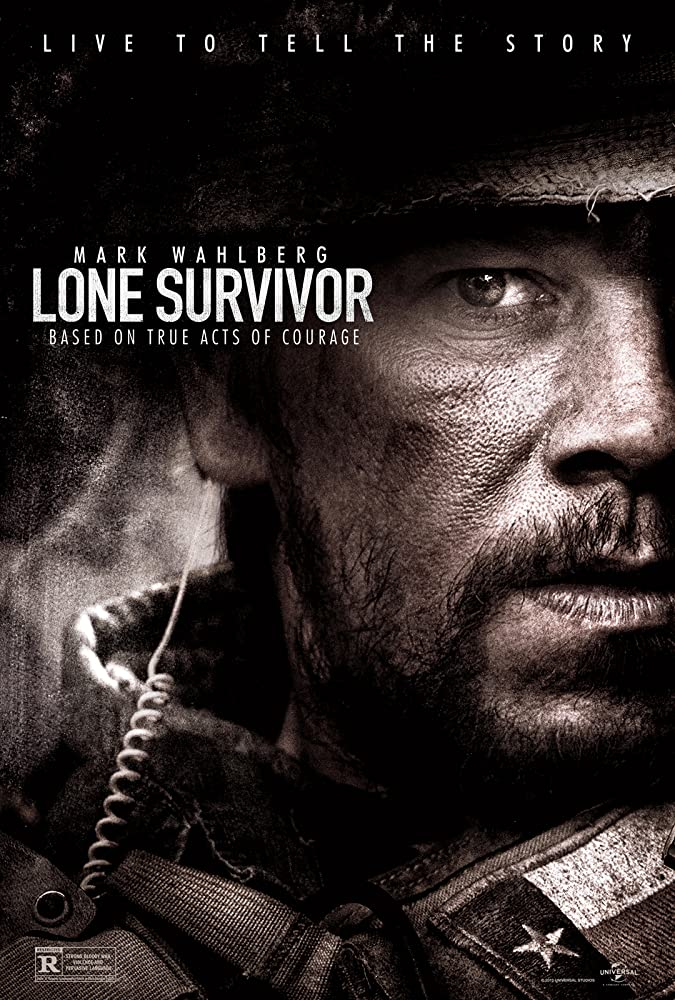 Lone Survivor (2013) 720p Dual Audio [Hindi DD2.0 + English DD5.1] BluRay x264 ESub