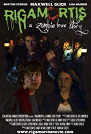 Rigamortis: A Zombie Love Story Poster