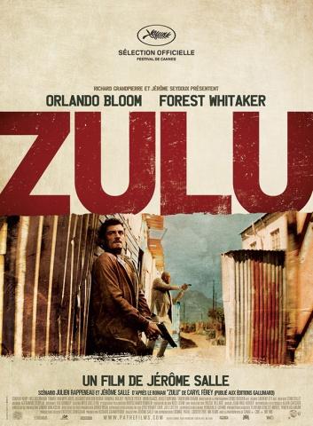 ดูหนังออนไลน์ Zulu (2013)