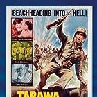 Julie Adams and Kerwin Mathews in Tarawa Beachhead (1958)