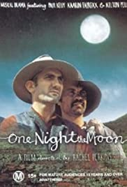 One Night the Moon Poster