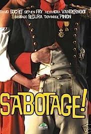 Sabotage! Poster