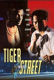 Tiger Street Poster