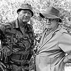 """""""The Green Berets"""" John Wayne, John Ford"""