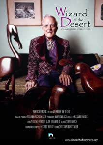 Website for free movie downloading Wizard of the Desert: An Alexander Vesely Film USA [mpg]