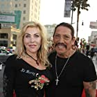 Danny Trejo and Debbie Trejo at an event for Halloween (2007)