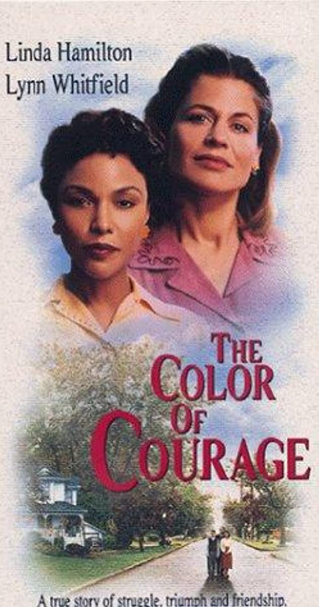 The Color Of Courage Tv Movie 1998 Imdb