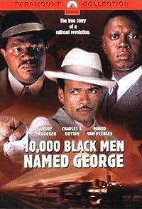 Primary photo for 10,000 Black Men Named George