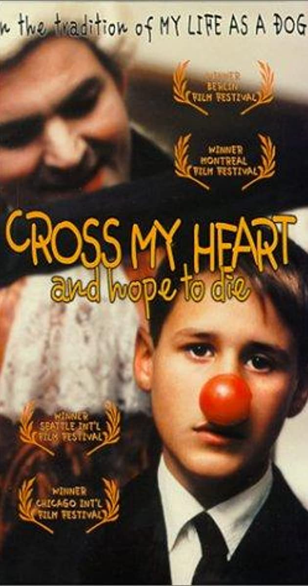 Ti kniver i hjertet (Cross My Heart and Hope to Die) (1994