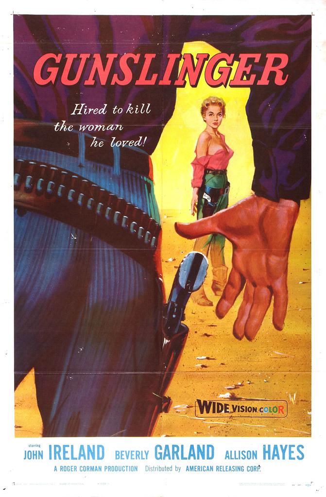 Gunslinger 1956 Imdb