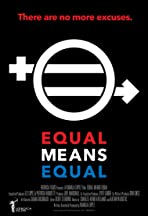 Equal Means Equal