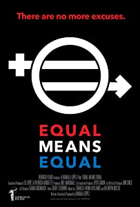 Regarder le carnet complet Equal Means Equal USA [1920x1200] [HDRip] [Mkv], Beth Adubato