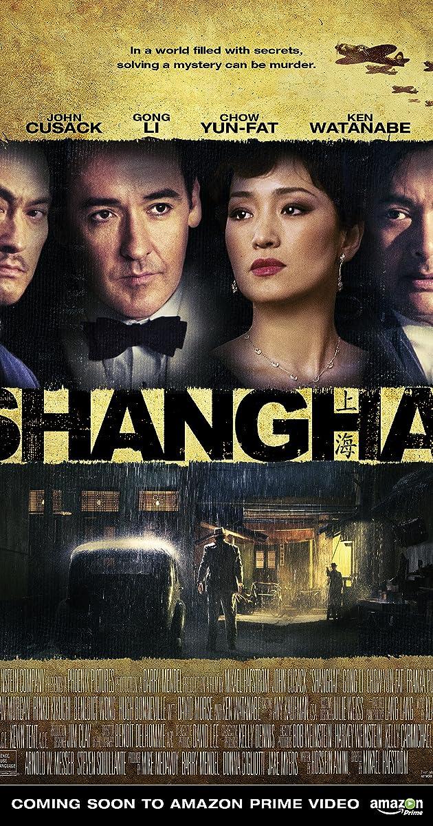 Subtitle of Shanghai