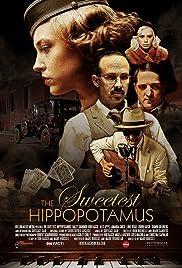 The Sweetest Hippopotamus Poster