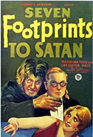 Seven Footprints to Satan Poster