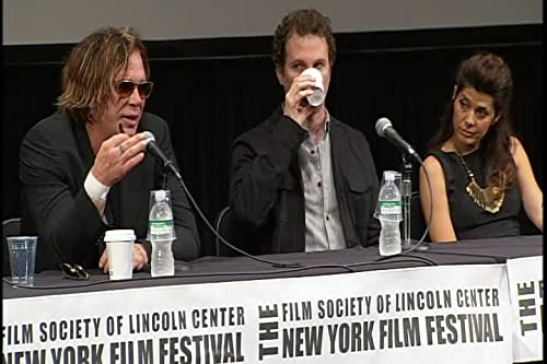 The Wrestler: New York Film Festival Webspot Clip #5 -- Wrestlers