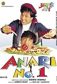 Anari No. 1(1999) Poster - Movie Forum, Cast, Reviews