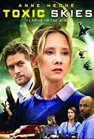 Anne Heche and James Tupper in Toxic Skies (2008)