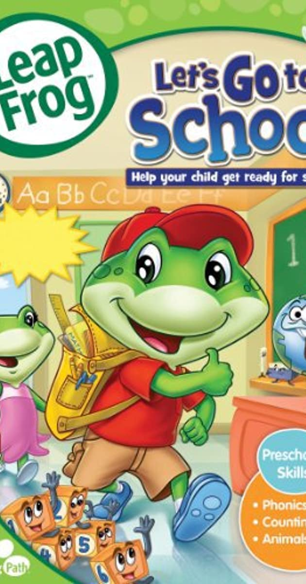 Leapfrog A Tad Of Christmas Cheer Dvd.Leapfrog Let S Go To School Video 2009 Imdb