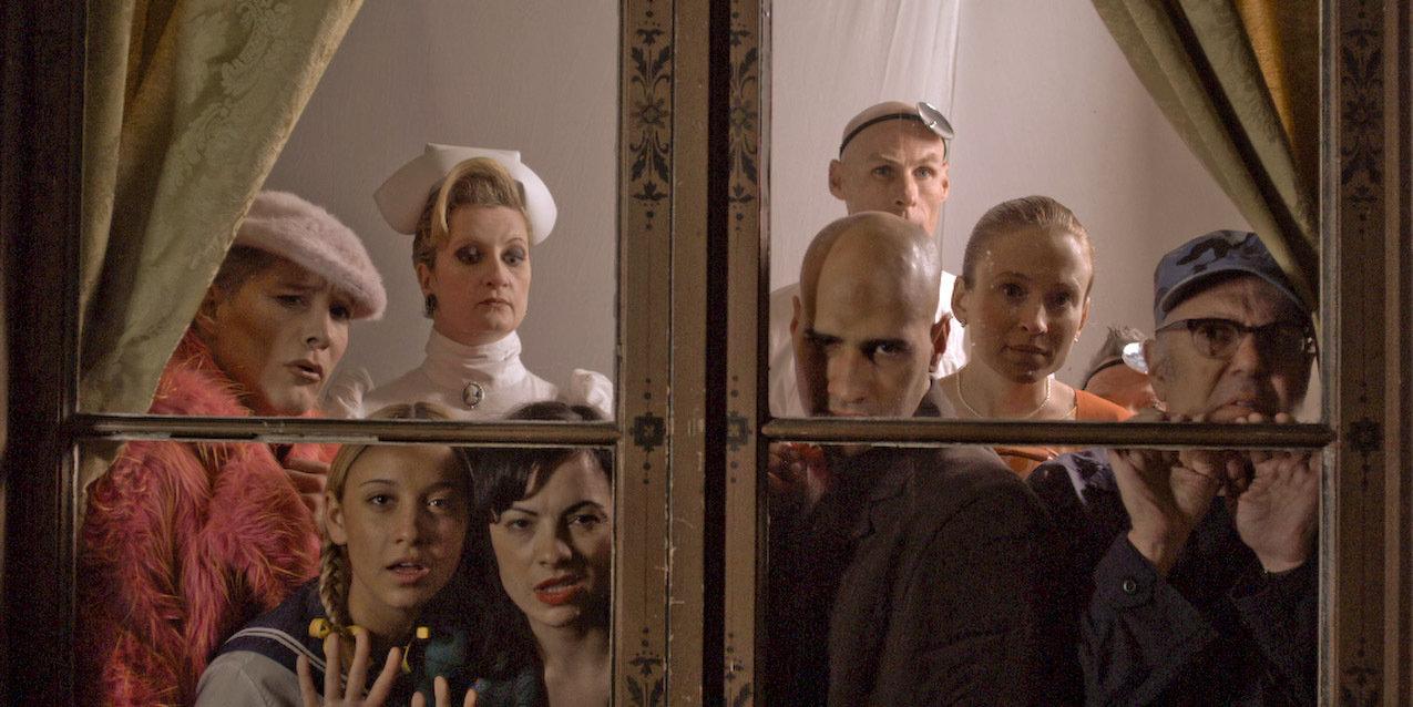 Image result for Asylum Seekers movie
