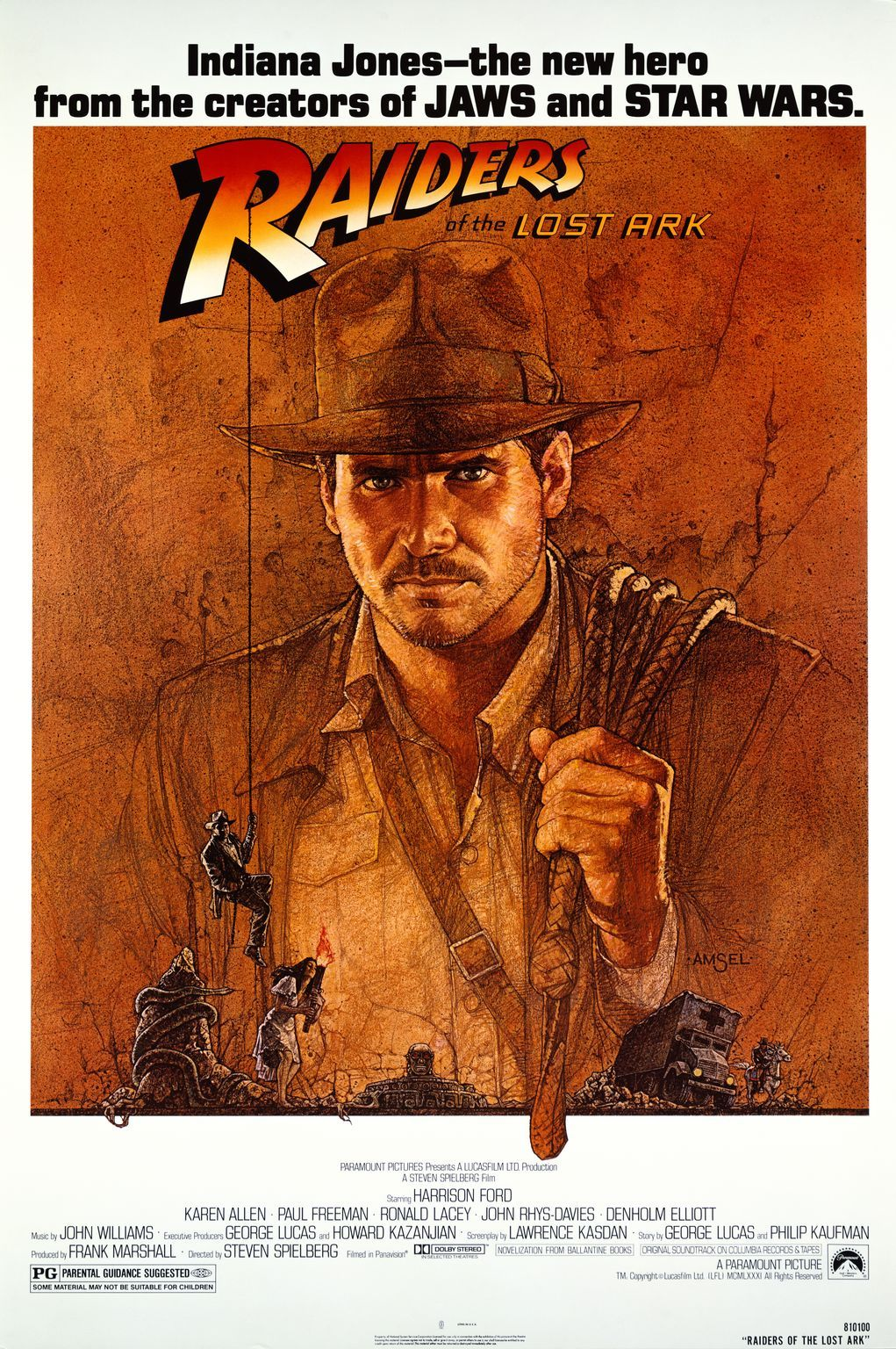 Raiders of the Lost Ark (1981) BluRay 480p, 720p & 1080p