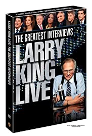 Larry King Live Poster