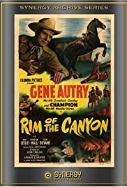 Rim of the Canyon Poster
