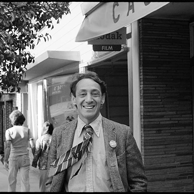 Harvey Milk in The Times of Harvey Milk (1984)