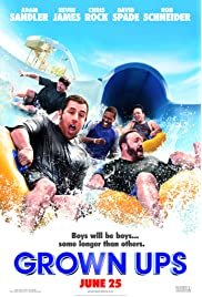 Grown Ups (2010) ONLINE SEHEN