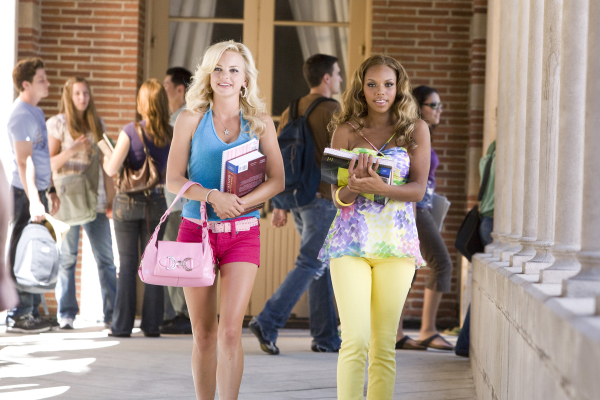 Anna Faris and Kiely Williams in The House Bunny (2008)